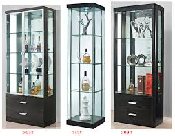 how to decorate glass cabinets in living room corner glass cabinets for living room 20404 asnierois info