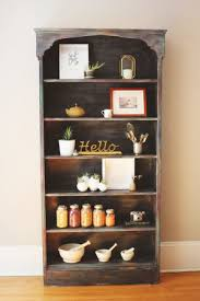 Annie Sloan Painted Bookcase Home U2014 A Simpler Design A Hub For All Things Creative Stylist