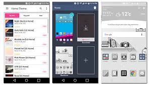 download themes for android lg lg g4 android lollipop software