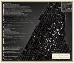 Map Of New Orleans Metro Area by The Arty Maps Of U0027nonstop Metropolis U0027 Show Nyc The Way Locals