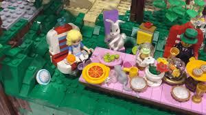 disney lego moc with merida alice in wonderland rapunzel snow disney lego moc with merida alice in wonderland rapunzel snow white ariel and more
