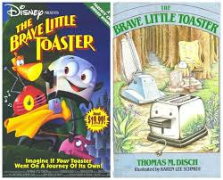 The Brave Little Toaster Movie Blood Sweat And Books Let U0027s Reminisce Together 3 Favorite Book