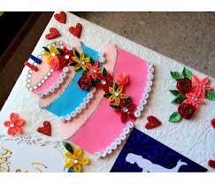love and birthday themed scrapbook buy handmade cards online