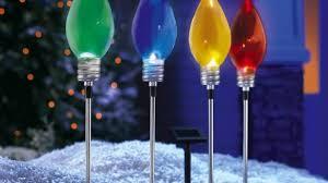 lawn stakes for lights enjoyable design lawn stakes for christmas lights plastic chritsmas