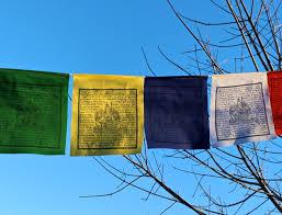 Prayer Flags Cotton Guru Rinpoche Prayer Flags U2013 Thedharmashop