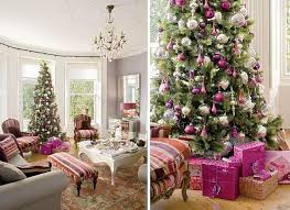 christmas decorations in homes incredible 19 decorated homes image stylish victorian residence