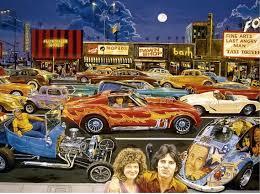 corvette summer corvette summer jedi corvette summer nuys blvd poster