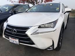 used lexus nx for sale in fremont ca u s news u0026 world report