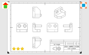 orthographic projection on the mac app store
