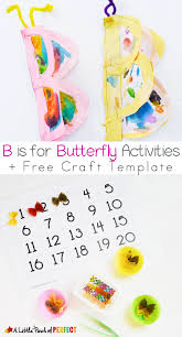 letter of the week a z series b is for butterfly