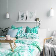 Adairs Bedding Win Botanical Santa Elena Quilt Set From Adairs Style Curator