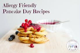 Pancake Day Recipes 2017 How Allergy Pancake Day Recipes For Nannies Children And