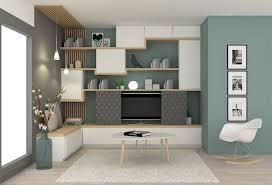 décoration intérieure salon petit détour à l isle d abeau marion lanoë architecte d