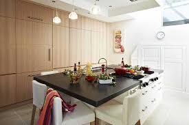 cuisine ilot table étourdissant ilot central table cuisine collection et ilot central