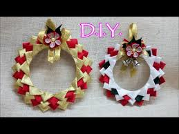 d i y satin x ornament tutorial myindulzens