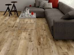 flooring wood look tile distressed rustic modern ideas