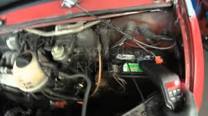 vw t4 eurovan 2 5l ignition timing basic setting checking youtube