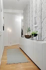 papier peint cuisine gris meuble gris et blanc 8 papier peint pour couloir comment faire le
