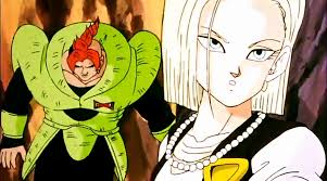 android 18 and cell android 16 heroes wiki fandom powered by wikia