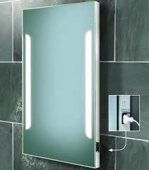 bathroom cabinets illuminated bathroom mirror cabinet large led