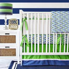 Boy Nursery Bedding Set by Baby Boy Nursery Bedding Royal Blue And Kelly Green Boy Nursery