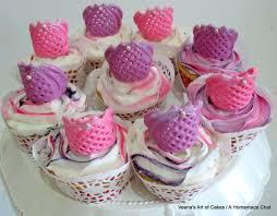 how to make gum paste tiara cupcake toppers b u0027day ideas