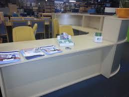 Office Furniture Reception Desk Counter by Second Hand Reception Furniture Second Hand U0026 New Office Desks
