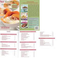 hamilton beach slow cooker recipe book