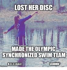 Synchronized Swimming Meme - 25 best memes about olympic swimming meme olympic swimming memes