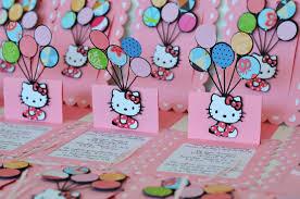 birthday and baby shower invitations hello kitty birthday baby