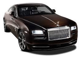 black rolls royce black rolls royce wraith car png image pngpix