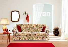 Floral Living Room Furniture Floral Living Room Home Design Ideas And Pictures