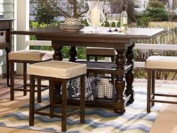 universal furniture paula deen down home gathering table in