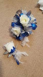 royal blue corsage 286 best prom corsages boutonnieres images on prom