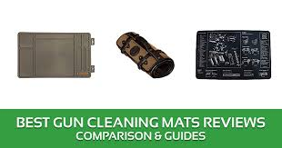best gun cleaning table best gun cleaning mats reviews 2018 top picks and buyer s guide