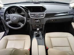 mercedes benz e class interior mercedes e class