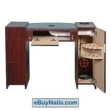 nail table ventilation systems imc vented nail table nail salon furniture and ventilation system