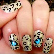 539 best unhas animal print nails images on pinterest animal