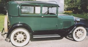 where did henry ford find kewanee green paint news star