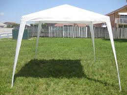 Backyard Shade Canopy by Amazon Com Biscayne Bay Gazebo Canopy 10 X 10 White Sports