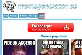 Hacer Memes Online - c祿mo crear memes online con tus fotos chicageek