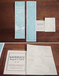 get inspired with these creative wedding invitation designs