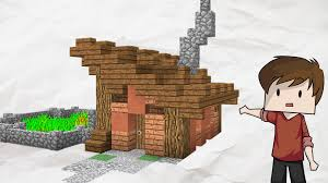 small and simple minecraft house tutorial minecraft pinterest