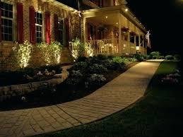 Outdoor Led Landscape Lights Led Outdoor Landscape Lighting Morriscar Club