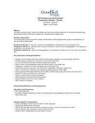 manufacturing job resume cool electronic assembly job description resume electronic
