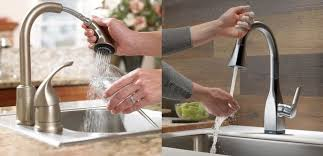 kitchen faucets best finding the best kitchen sink faucets