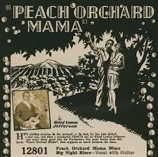 Blind Lemon Jefferson Matchbox Blues Read Between The Lines With Blind Lemon Jefferson U0027peach Orchard Mama U0027