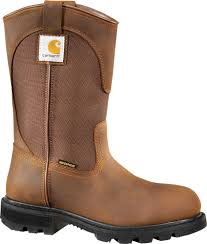 womens work boots carhartt s wellington 10 waterproof work boots s