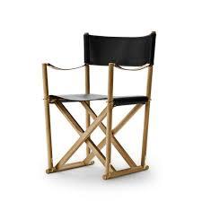 Folding Chair Leather Mogens Koch Folding Chair Carl Hansen U0026 Søn Modern Furniture