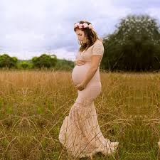maternity photo props smdppwdbb maternity lace dress women white dress maternity